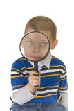 купите любознательний милый preschooler Стоковая Фотография