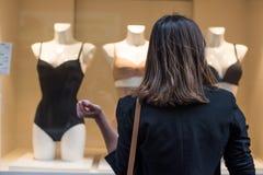 Купите некоторое сексуальное женское бельё Стоковая Фотография RF