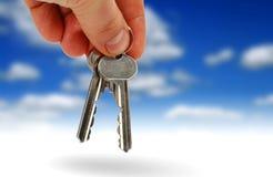 Купите недвижимость. стоковая фотография rf