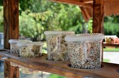 Купите полезное зерно для здоровья Стоковые Изображения