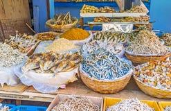 Купить высушенным рыбам Стоковое Фото