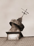 куполок амбара Стоковое фото RF