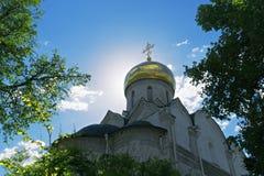 куполок золотистый Стоковое Фото