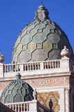 куполы городской omaha стоковая фотография