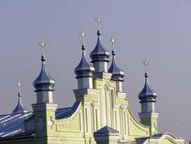 куполы церков Стоковое Фото