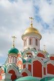 куполы Стоковая Фотография