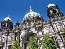 Купол в Берлине Стоковые Изображения RF