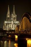 купол Германия cologne Стоковая Фотография RF