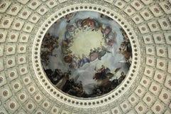 купол капитолия Стоковые Фото