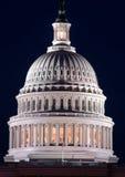 купол капитолия Стоковое Фото