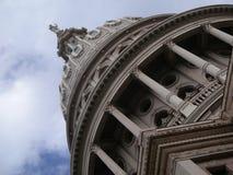 купол капитолия austin Стоковое Изображение RF