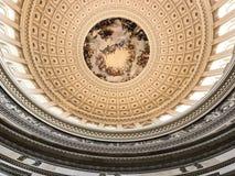 Купол конгресса США Стоковые Фотографии RF