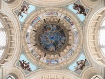 Купол музея изобразительных искусств Стоковые Фотографии RF