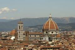 Купол собора стоковое фото rf