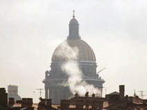 Купол собора Стоковое Изображение