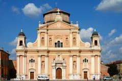 купол собора carpi Стоковое Фото
