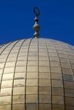 Купол утеса, Иерусалим, Израиль стоковая фотография