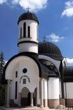 купол церков перекрестный Стоковая Фотография RF