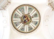 купол церков стоковые изображения rf