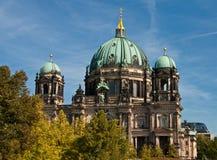 купол berlin Стоковые Фотографии RF