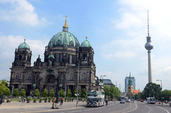 купол berlin Стоковое Фото
