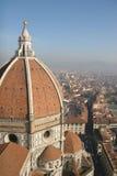 купол f maria santa dell Стоковые Изображения