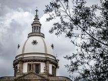 Купол Sameiro стоковые фотографии rf