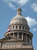 купол texas капитолия Стоковое Фото