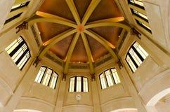 Купол в доме перспективы Стоковое фото RF