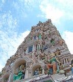 Купол индусского виска Стоковые Изображения