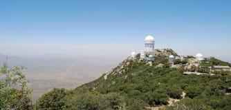 Купол на горе Стоковая Фотография