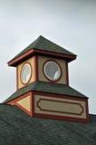 Куполок с круглыми окнами Стоковая Фотография RF