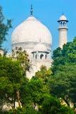 Куполок Тадж-Махала стоковые изображения