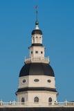 Купол дома положения Мэриленда стоковые фотографии rf