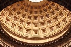 Купол собора Стоковое Изображение RF