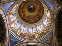 Купол собора JPEG Стоковая Фотография