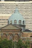 Купол собора St Peter и St Paul, Филадельфии, PA Стоковые Фотографии RF