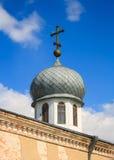 Купол христианских православных церков церков Стоковая Фотография RF