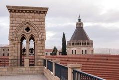 Купол церков аннунциации Стоковые Изображения RF