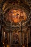 Купол церков стоковая фотография