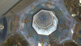 Купол церков видеоматериал
