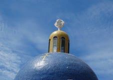 Купол церков Стоковые Фото