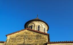 Купол церков Стоковое фото RF
