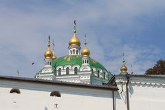 куполы церков Стоковые Фото