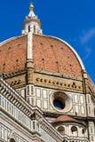 купол florence собора Стоковое Фото