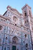 купол florence собора Стоковые Фотографии RF