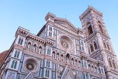 купол florence собора Стоковые Изображения