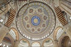 Купол Selimiye стоковое фото rf
