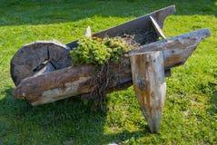 курган деревенский Стоковое Изображение
