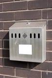 курильщицы сигареты ящика ashtray напольные Стоковые Изображения
